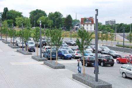 Landschaftsbau - Projekt Außenanlagen Basildionplatz in Heiligenhaus